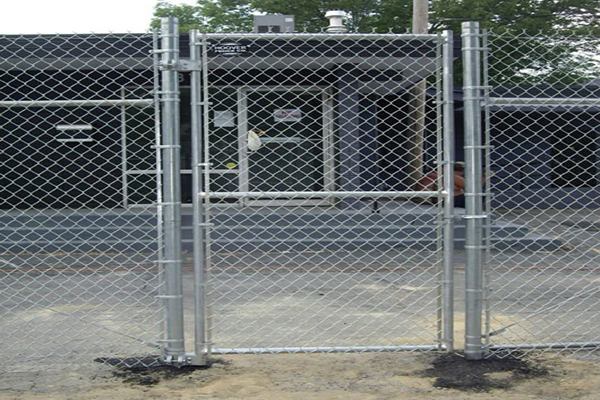 Welded Mesh Fence Gate